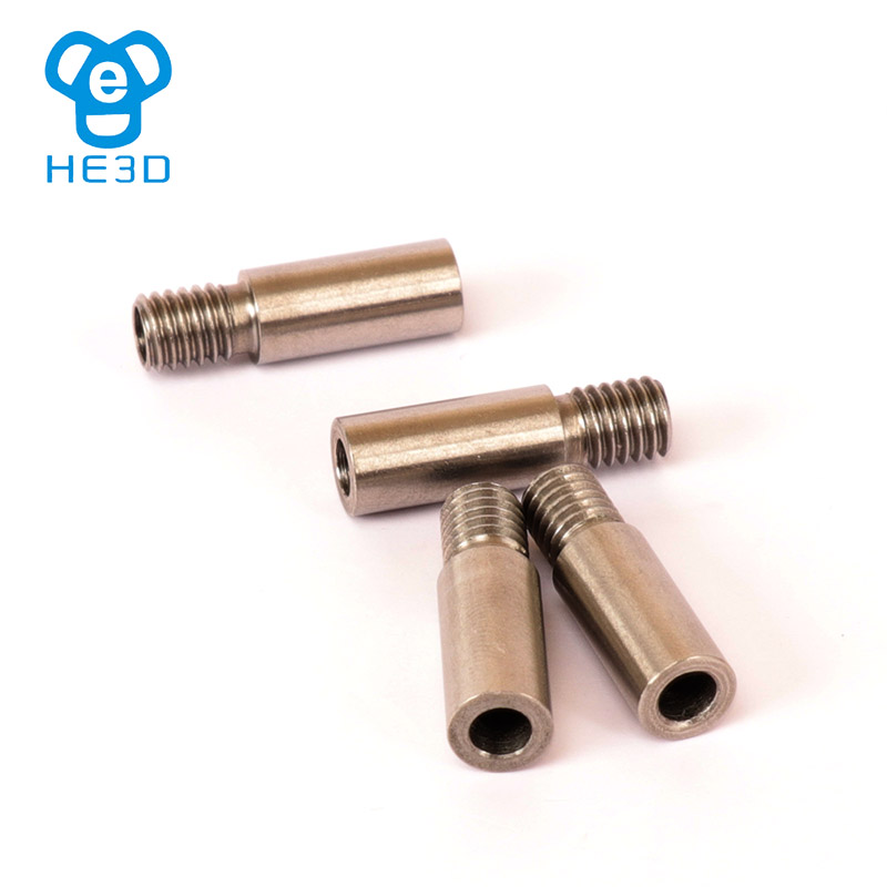 2Pcs E3D Kraken Nozzle Throat Fine Finishing Version For 1.75mm