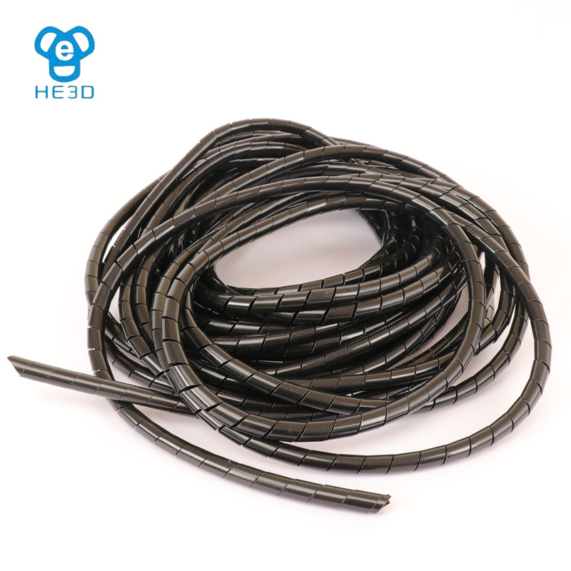 free shipping electric wire protection bobbin cable protection [he3d-to05]  - $8.80 : hoyi sunway limited  skype:reprap.cn