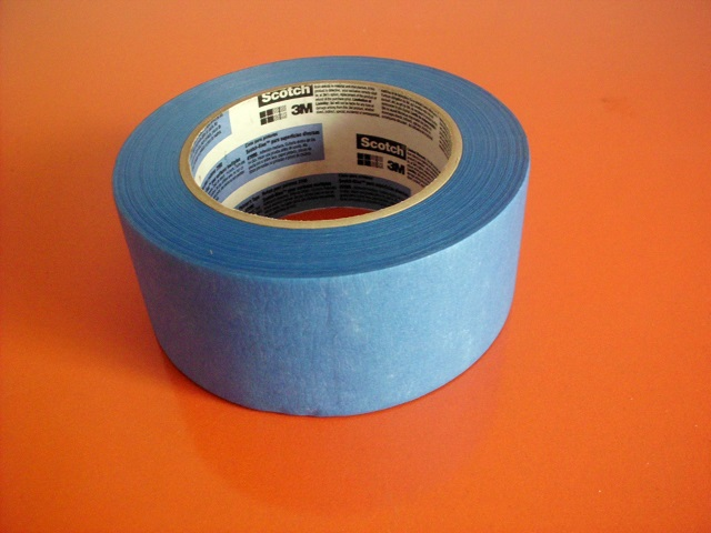 Free shipping 3d printer blue high temperature heat bed tape