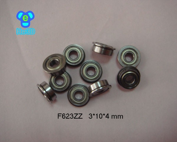 F623ZZ bearing for delta reprap 3d printer 6 pieces
