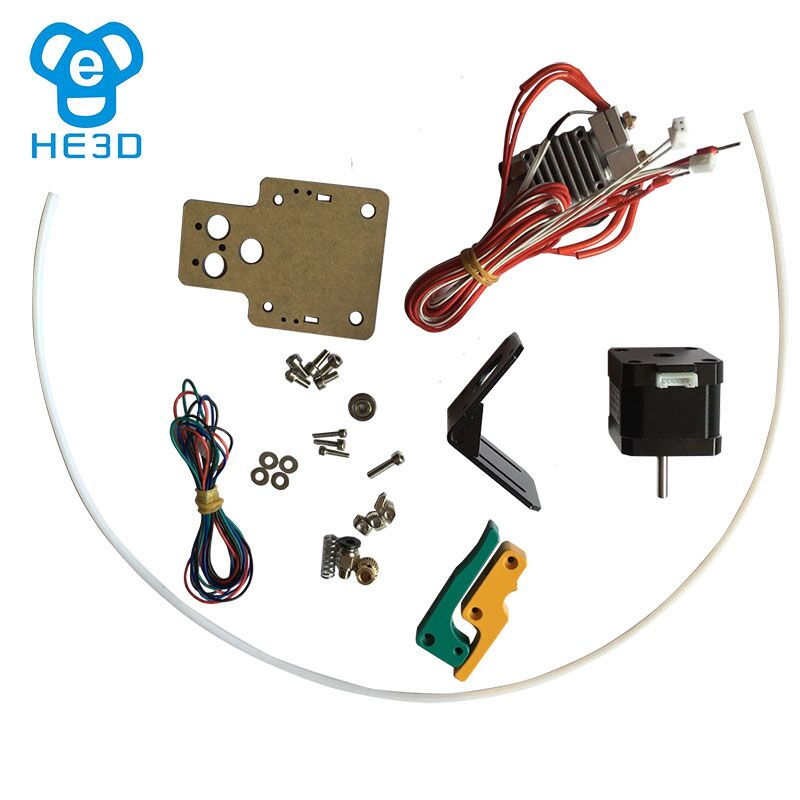 EI3 3D printer Dual Extruder Upgrade Fully Kits