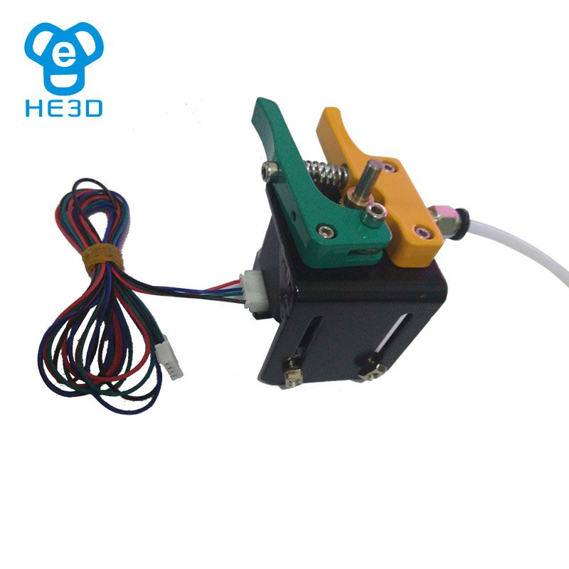 full metal extruder with motor