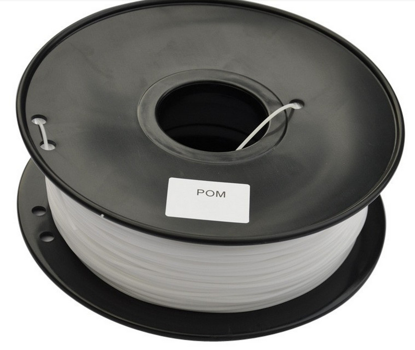 3D Printer Filament POM(Polyformaldehyde)