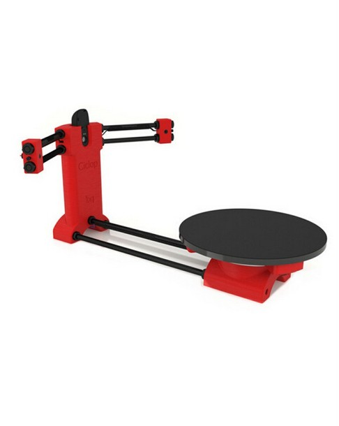 DIY reprap 3d Open source Ciclop 3d scanner kit for 3d printer