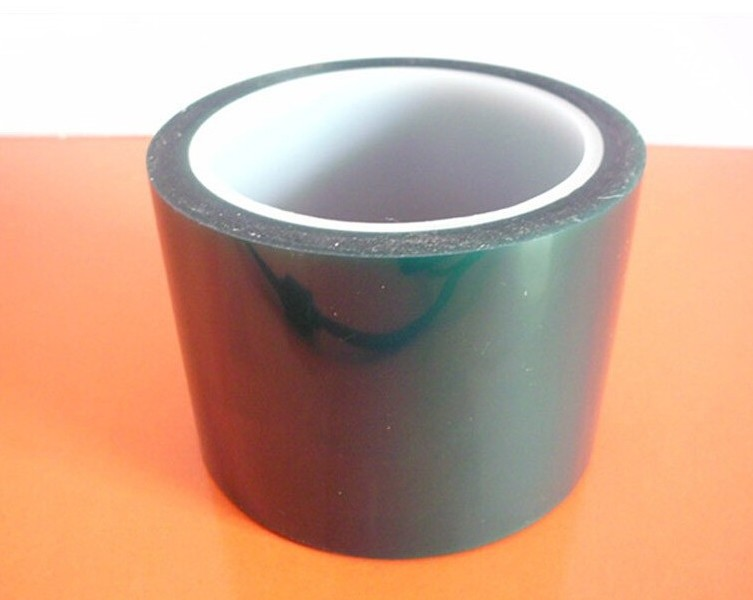 Free shipping 3D printer high temperature polyimide green tape